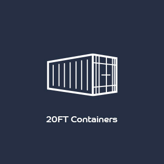 20ft containers drawing
