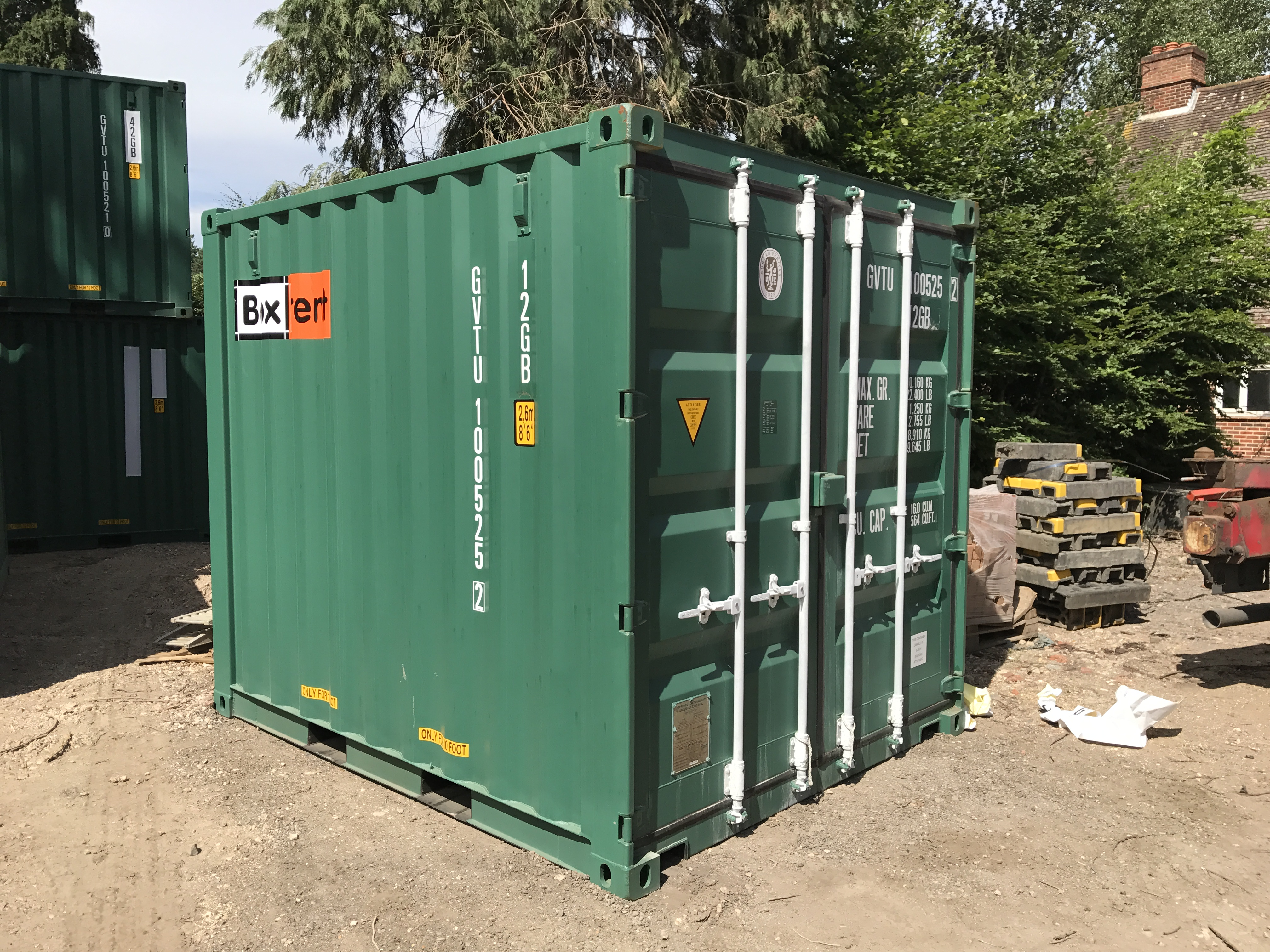 8ft container img1